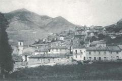 4 CDS PANORAMA LATO ORIENTALE 1924