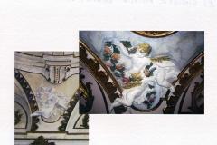 angeli e stucchi 1^ e dopo il restauro010