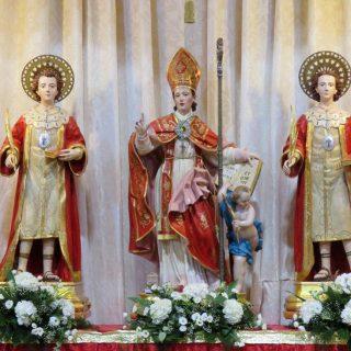 San Cosma e Damiano e San Emidio