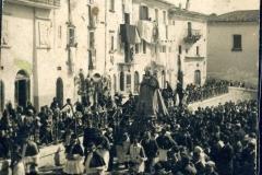 prima della guerra processione 15.agosto assunta in cielo