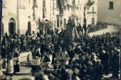 processione assunta in cielo 15 agosto prima della guerra