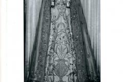 vestito madonna bruciata
