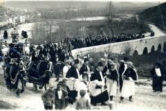 funerale 1928 arc.frattura ponte dei 6 archi
