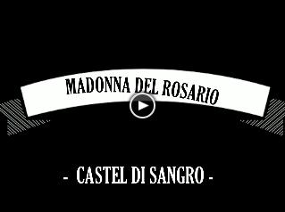 """Nuova Statua """"Madonna del Rosario"""""""