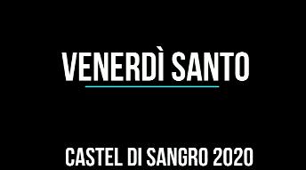 Venerdì Santo 2020