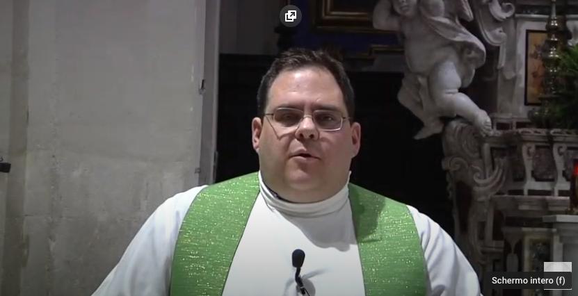 IlI Vangelo di domenica 25 ottobre spiegato da Don Domenico Franceschelli