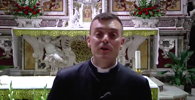 Francesco Romito si avvia al sacerdozio